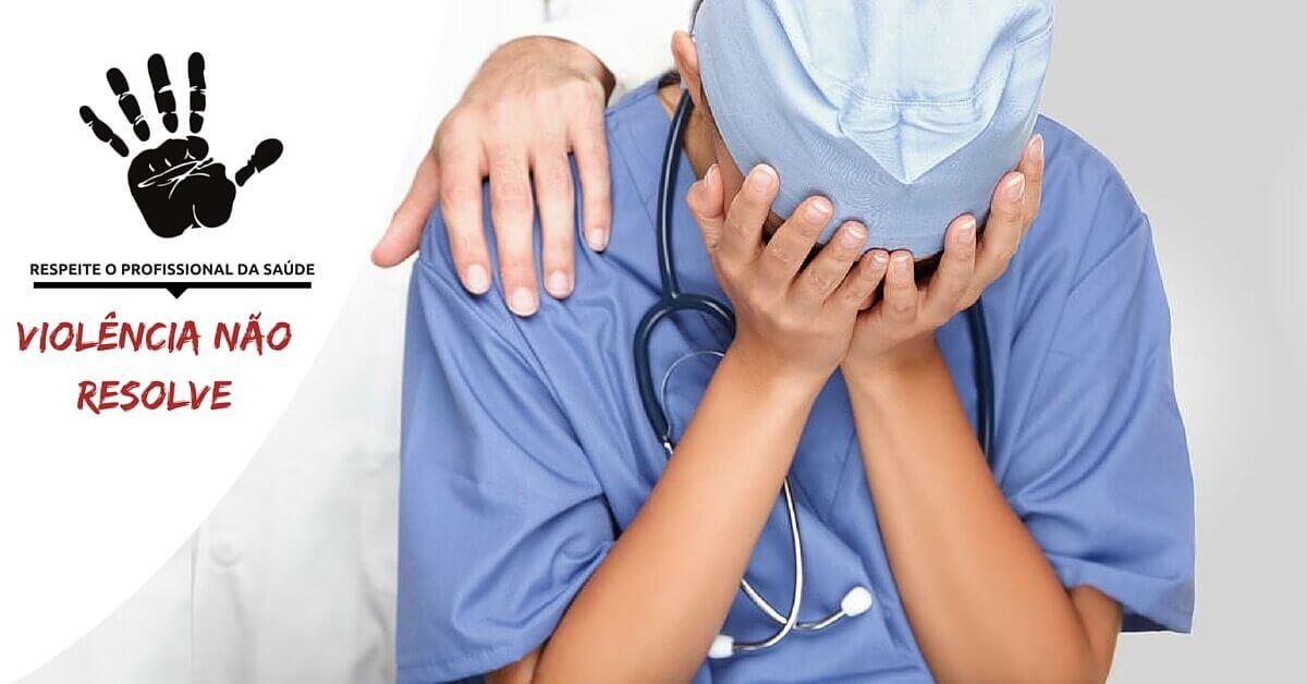 SP cria grupo de combate à violência contra Enfermeiros e Médicos.