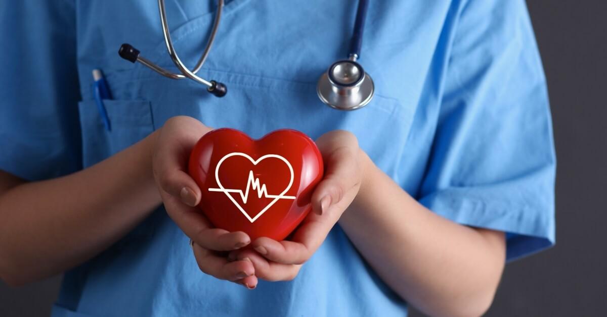 Voçê sabia? Quatro em cada 10 mortes por infarto são de mulheres