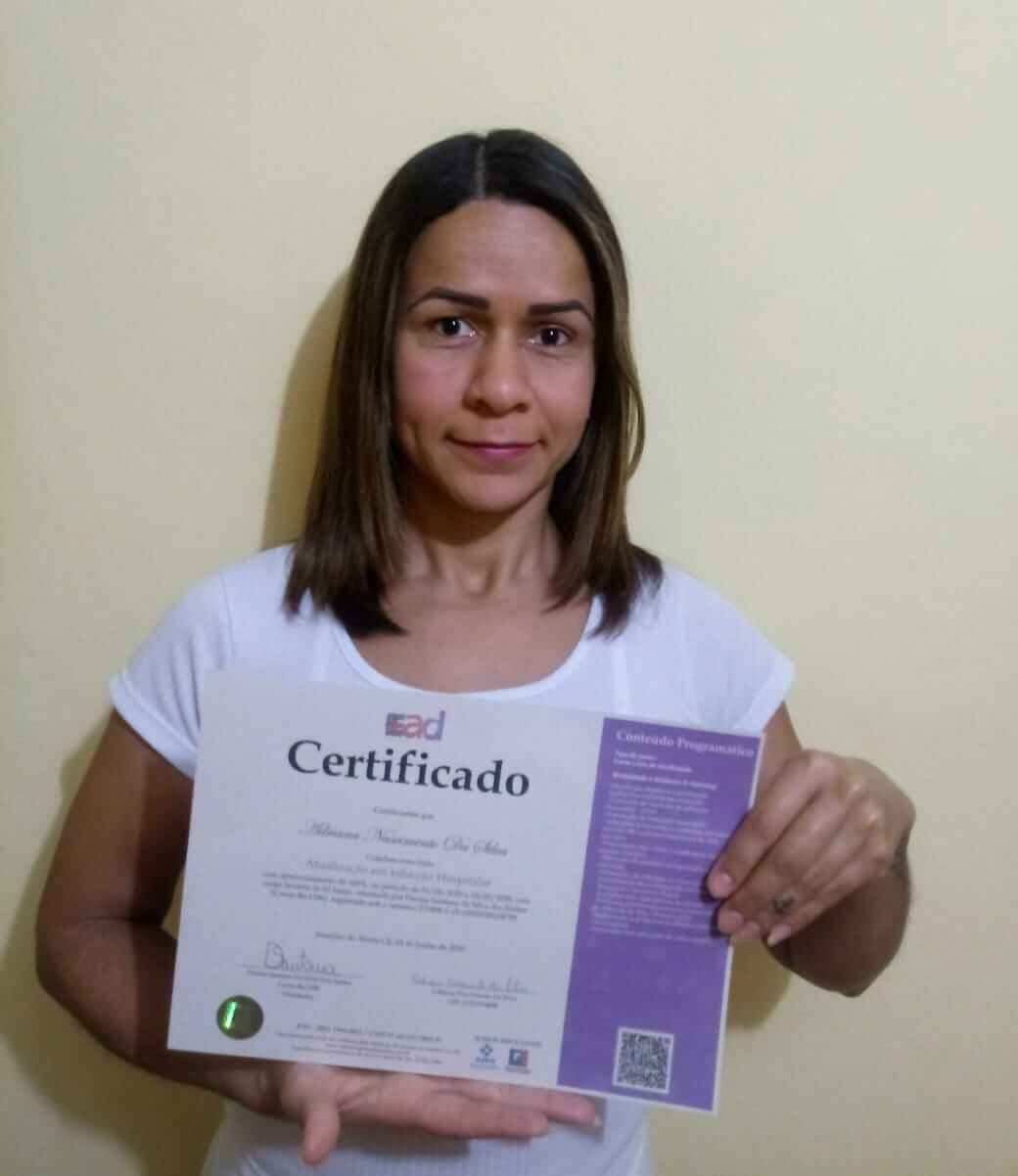 ADRIANA NASCIMENTO DA SILVA - SÃO PAULO - SP