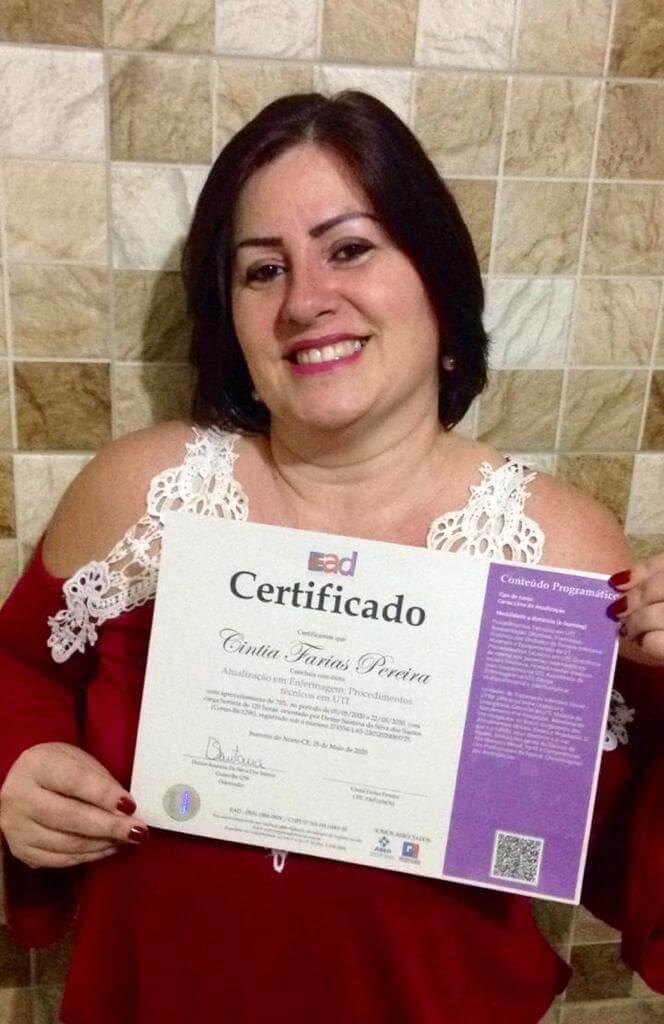 CINTIA FARIAS PEREIRA - RIO DAS OSTRAS - RJ