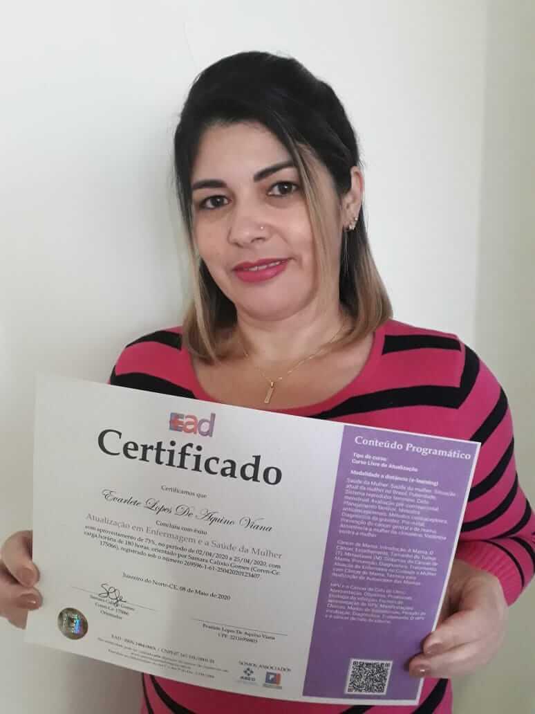 EVARLETE LOPES DE AQUINO VIANA - SÃO PAULO - SP