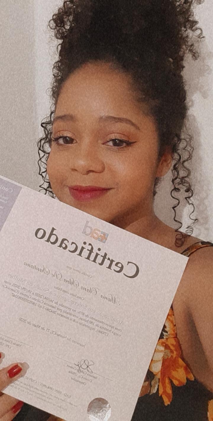 MARIA CLARA SILVA DE SANTANA - GRAVATÁ - PE